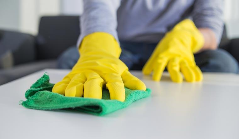Reinigungsfirma aus Straubing